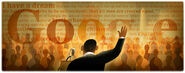 """Google 50th Anniversary of the """"I Have a Dream"""" Speech"""