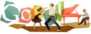 Google Ary Barroso's 110th Birthday