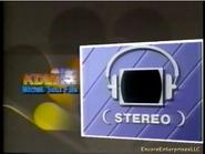 KDLT-TV 5 Stereo 1990