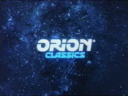 Orion Classics logo 1983