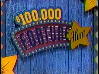 $100,000 Fortune Hunt