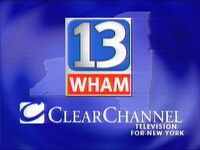 WHAM-TV Clear Channel bumper 2005