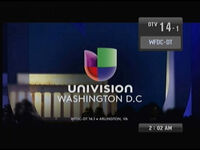 Wfdc univision washington dc second id 2017