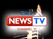 GMA News TV Channel 11 Sign Off (2011-2015)