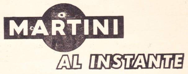 Martini al instante