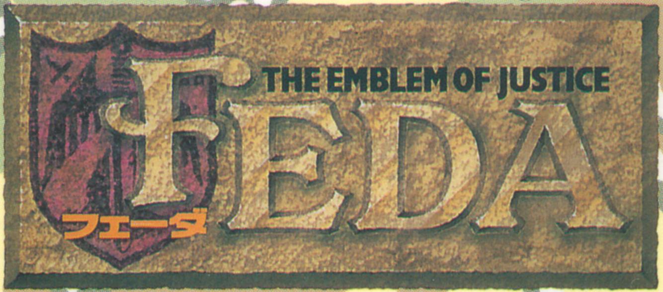 Feda: The Emblem of Justice