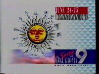 90s KWTV Promos 1