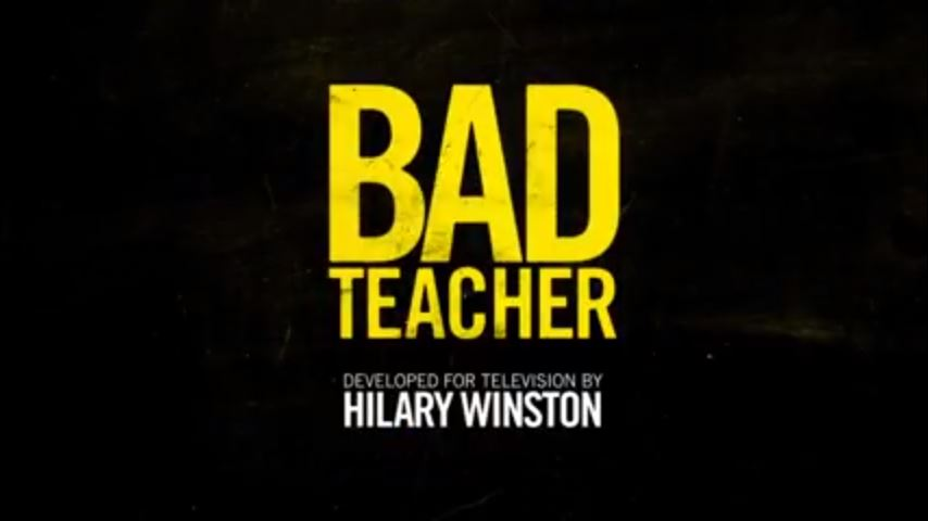 Bad Teacher (TV series)