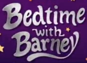 Bedtime with Barney