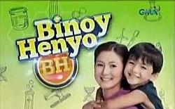 Binoy Henyo