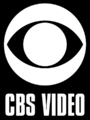 CBS Video logo (Entirely Black)