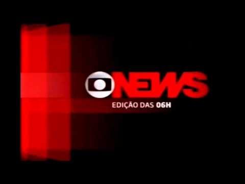 Jornal GloboNews - Edição das 06h