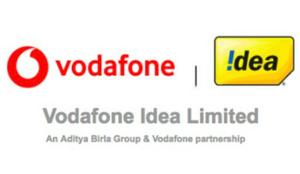 Vodafone Idea Limited Logo
