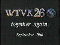 WTVK CBS 88 1