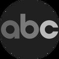 ABC Logo 1962 (Grayscale)