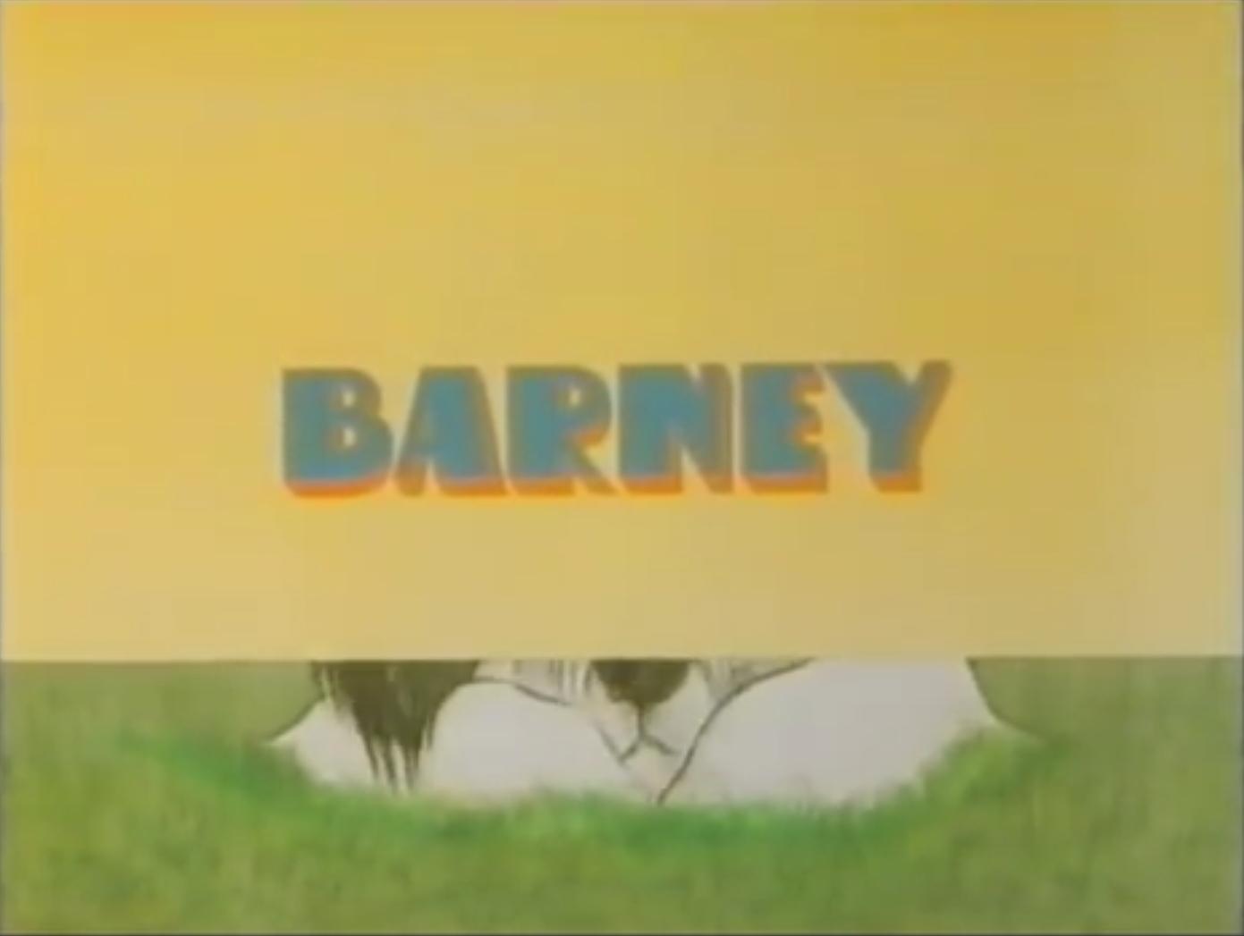 Barney (TV series)