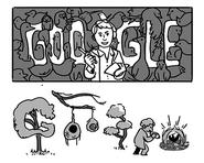 Google Phoebe Snetsinger's 85th birthday (Storyboards)
