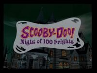 Scooby-Doo! Night of 100 Frights logo