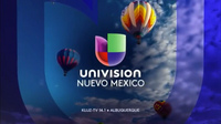 Univision Nuevo México KLUZ-TV 14.1 Albuquerque