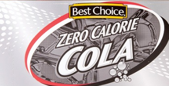 Best Choice Zero Calorie Soda
