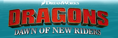 DreamWorks Dragons: Dawn of New Riders