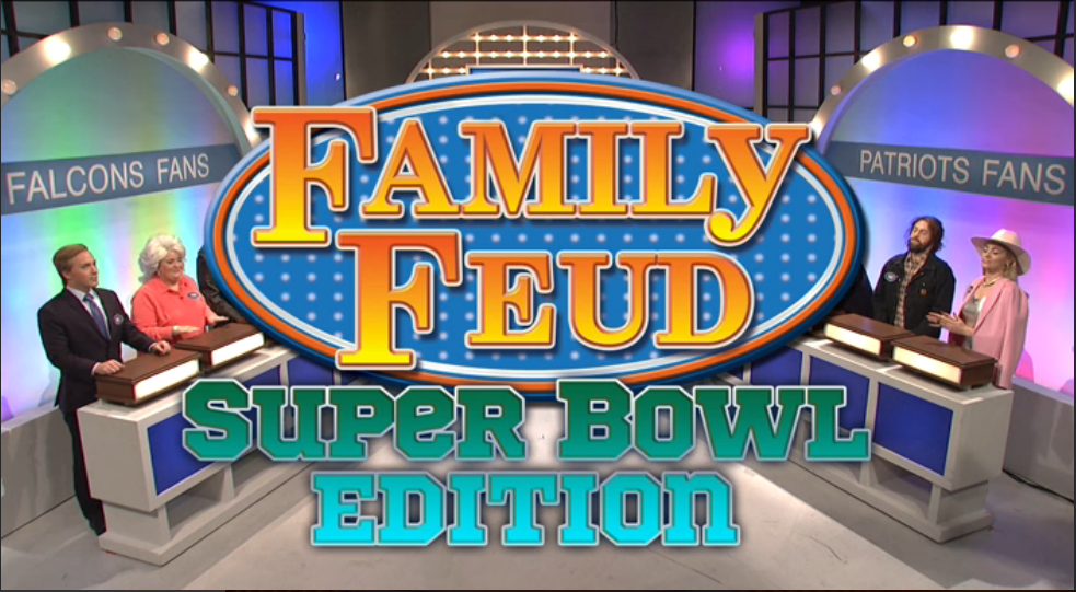 Family Feud: Super Bowl Edition