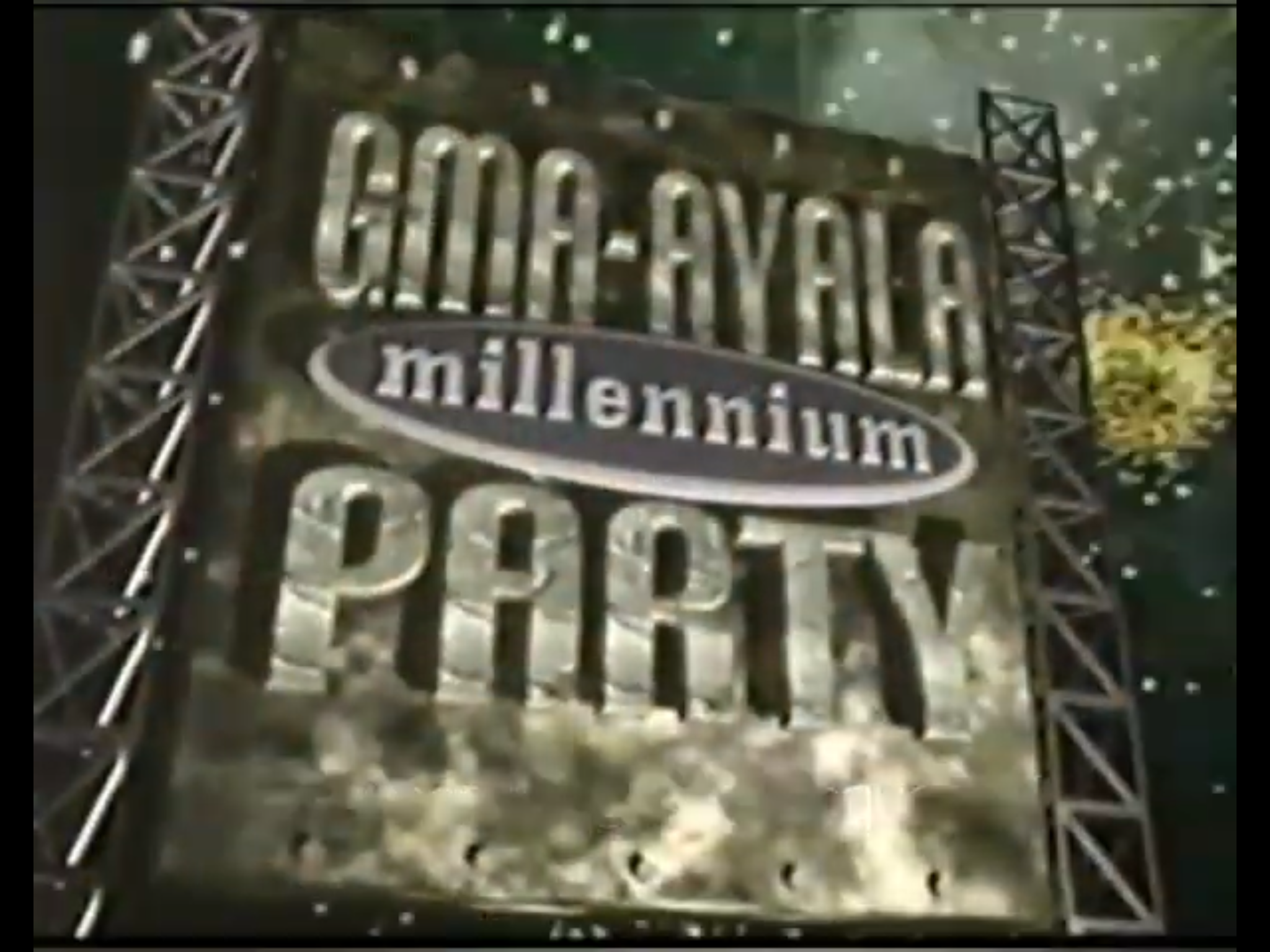 GMA Network/New Year Countdowns