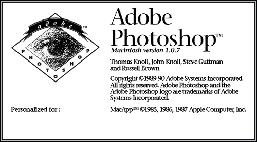 Adobe Photoshop/Other