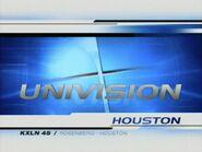 Kxln univision houston blue opening 2001