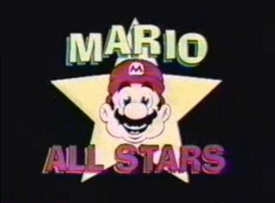 Mario All Stars