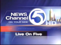 WEWS NewsChannel 5 Live On Five 2008