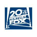20th century fox logo blue