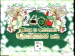 ABC 5 Logo ID Christmas 1999