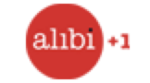 Alibi +1 old logo 2008