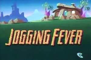 The Flintstones: Jogging Fever