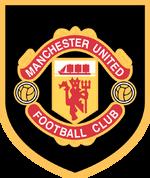 Manchester United FC logo (1992-1994, change)