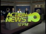 WALA Action News 10 10PM 1991