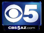 CBS 5 AZ logo