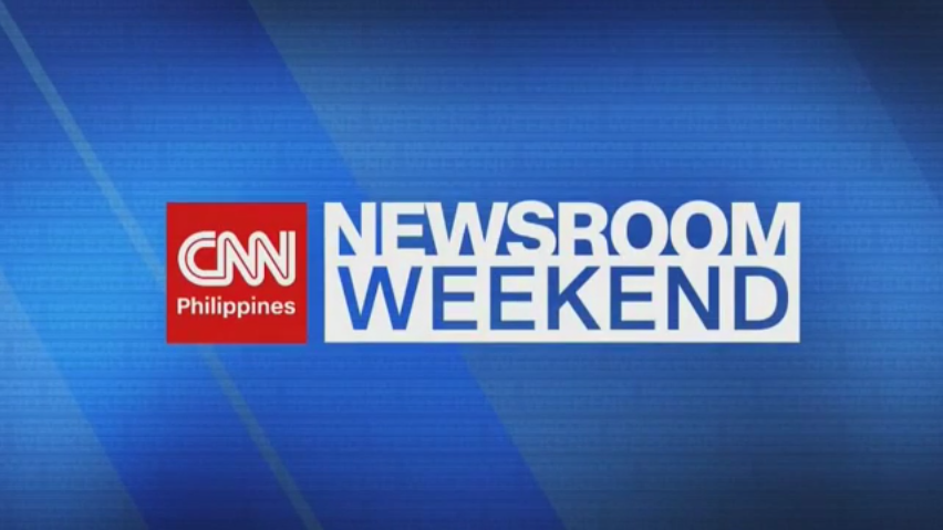 CNN Philippines Newsroom Weekend