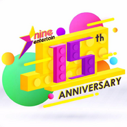 Nine Entertain 15 yrs