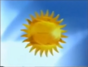 Polsat 1994 logo (sun).png