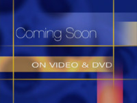 Walt Disney Studios Home Entertainment Buena Vista Coming Soon on Video and DVD 1999 Logo