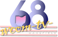 Wcom-tv logo 1987.png