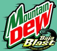 Baja Blast 2000s