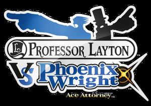 Professor Layton VS. Phoenix Wright Logo.png