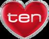 TEN heart logo
