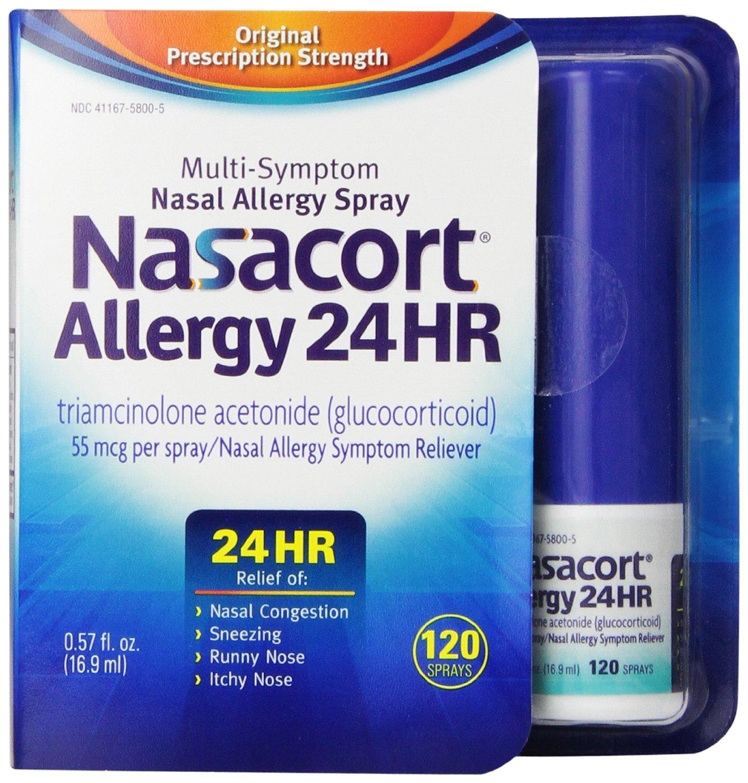 Nasacort Allergy 24HR