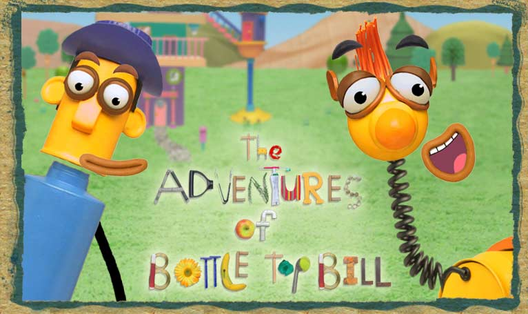 The Adventures of Bottle Top Bill and his Best Friend Corky