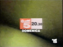 Canale 5 - white and peach 1994