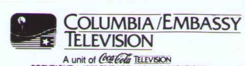 Columbia/Embassy Television